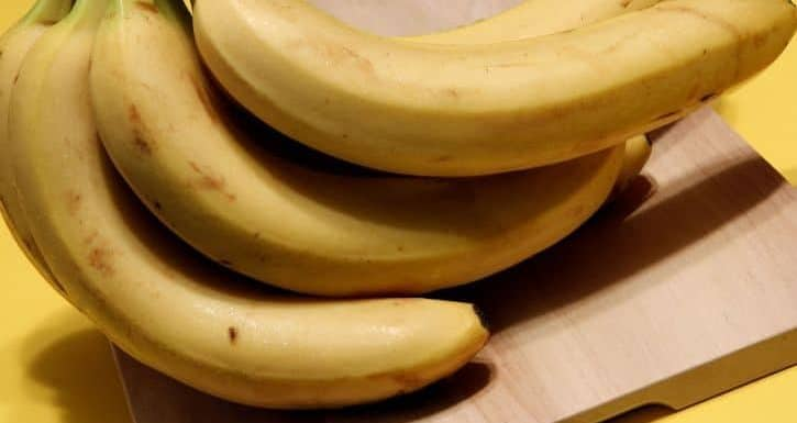 keep gnats away from bananas